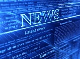 News Blue