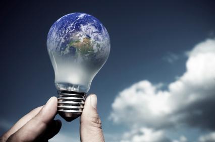 Lightbulb Globe